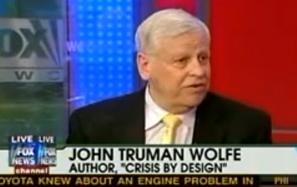 John Truman Wolfe on Fox & Friends