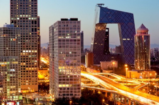 Beijing Business District